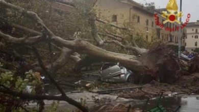 Photo of Tromba d'aria a Terracina: un morto e decine di feriti