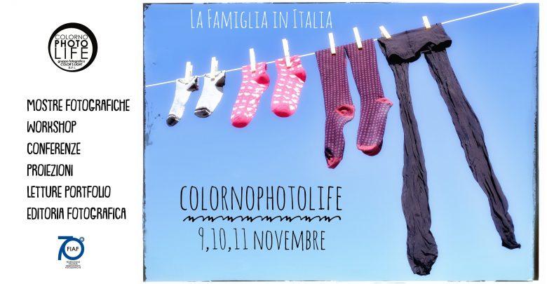 La famiglia italiana nelle mostre del ColornoPhotoLife