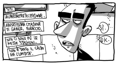 Photo of LA DEMOCRAZIA IN UNA APP CON UN FUMETTO DI ZEROCALCARE